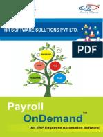Payroll OnDemand -HR Payroll Software