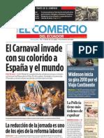 El Comercio del Ecuador Edición 203