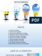 Las Energías Renovables Ing. Ariel Marcillo Pincay UEFLAMM
