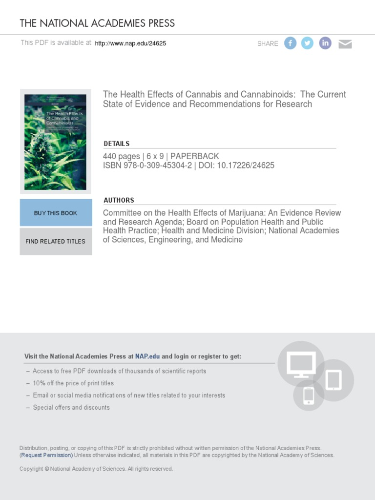 The health effects of cannabis and cannabinoids 2017 medical the health effects of cannabis and cannabinoids 2017 medical cannabis cannabis drug fandeluxe Image collections