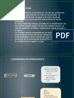 Diapositivas de Enfermedades Por Contaminacion