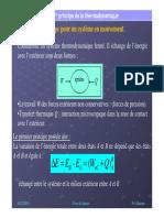 presentation cours de thermodynamique 2nd principe dela thermodynamique [Mode de compatibilité]
