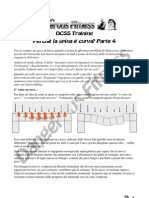DCSS Training 12 - Perchè la spina è curva - Parte 4
