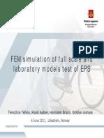 32 Tewodros FEM Simulation