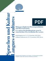 mehrsprachigkeit-plurilinguisme