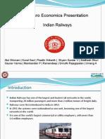 Indian Railways - 2010
