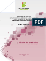 Normas ABNT Para Construção Do TCC - Resumo Básico Do Professor Tabajara -V01 - Tabajara