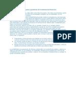 Usos,Usuarios y Productos de La ion Financier A