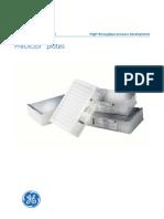 Predictor Plates