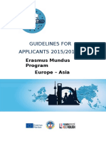 Impakt Guidelines for Applicants 2015