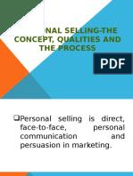 3.Salesmanship
