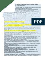 HG 852 2008 Pentru Aprobarea Normelor Şi Criteriilor de Atestare a Staţiunilor Turistice