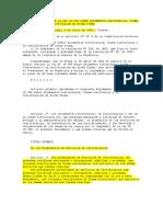 Reglamento de La Ley 19 799 Documentos Electrónicos