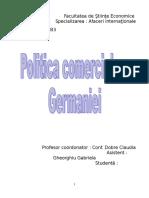 220135897-Politica-Comerciala-a-Germaniei.doc