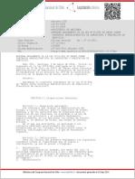 Decreto 250 Reglamento de Ley de Compras Públicas