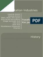 Fermentation Industries