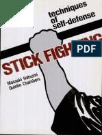 Hatsumi Masaaki - Stick Fighting