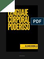 Lenguaje Corporal Poderoso