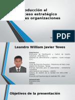 Proceso Estratégico Empresarial