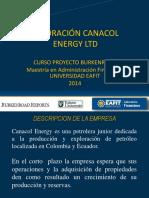 Canacol Energy Ltd Final