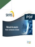 SERES-Portal Atencion Cliente