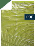 Algae Culture Manual