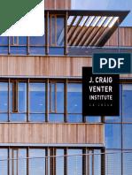 JCVI La Jolla Building Overview