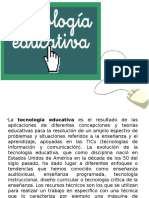 Tecnoligía Educativa