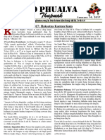 Zo Phualva Thupuak- Vol 07, Issue 01