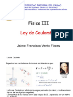 Ley Coulomb
