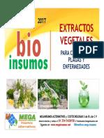 3 Catalogo 2017 Mega Insumos - Extractos PDF