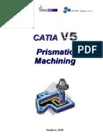 Prismatic Machining HR