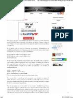 Fallas Electrónicas F61 PANASONIC