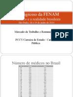 Mercado de Trabalho e Remuneração / PCCV / Carreira de Estado / Carreira Pública