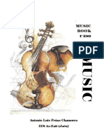 Music Book IES AzZait 2014
