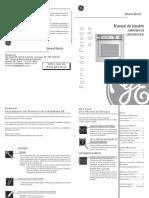 Manual Forno LG JGRS40E6H1SS e JGRS40E6H1WW