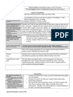 605 4 environmental lesson plan