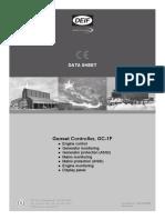 GC-1F data sheet 4921240406 UK_2013.02.11