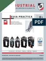Punzonadoras (Matriceria) Líneas Metales Del Talar - Ok Industrial Rev. 2016