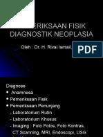 Pemeriksaan Fisik Diagnostik Neoplasma