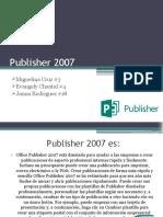 Publisher 2007