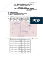 15-150902-Power System Analysis and Simulation