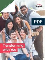 Singtel Annual Report 2016