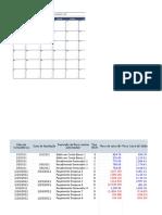 Calendário de Fluxo de Caixa1