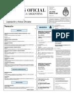Boletin Oficial 22-06-10 - Primera Seccion