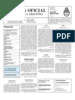 Boletin Oficial 23-06-10 - Segunda Seccion