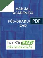 Manual Academico Pós-Educação EAD Barão de Mauá
