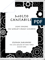 Jablonsky - Molto Cantabile. Melodias Del Mundovol. 1 (34)