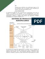 Sistemas de Produccion Agropecuaria Convencional y Agroecologica
