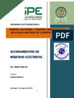 Control Vectorial y Control Directo de Par Isamar Morales